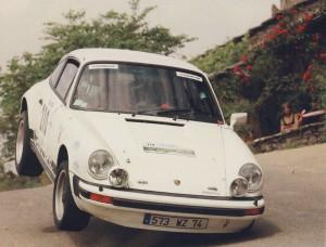 Montée véhicules historiques de Paradis 74 Haute-Savoie
